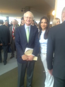 Michael Porter & Dragana Djermanovic
